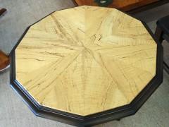 十二角サイドテーブル